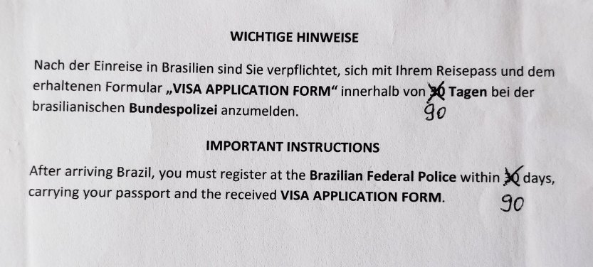 How To Get Your Crnm Number At The Policia Federal With A Result I Never Expected Voelkerwanderer